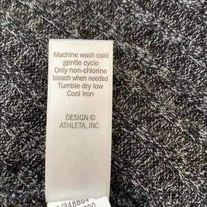Athleta Sweaters - ATHLETA ULTRA SOFT KNIT OPEN FRONT CARDIGAN